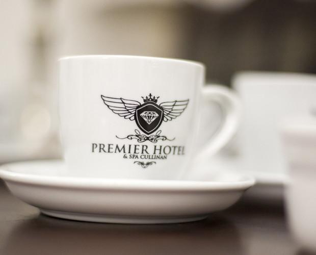 Darrell Fraser Gauteng Graphic Designer Cullinan Hotel Branding