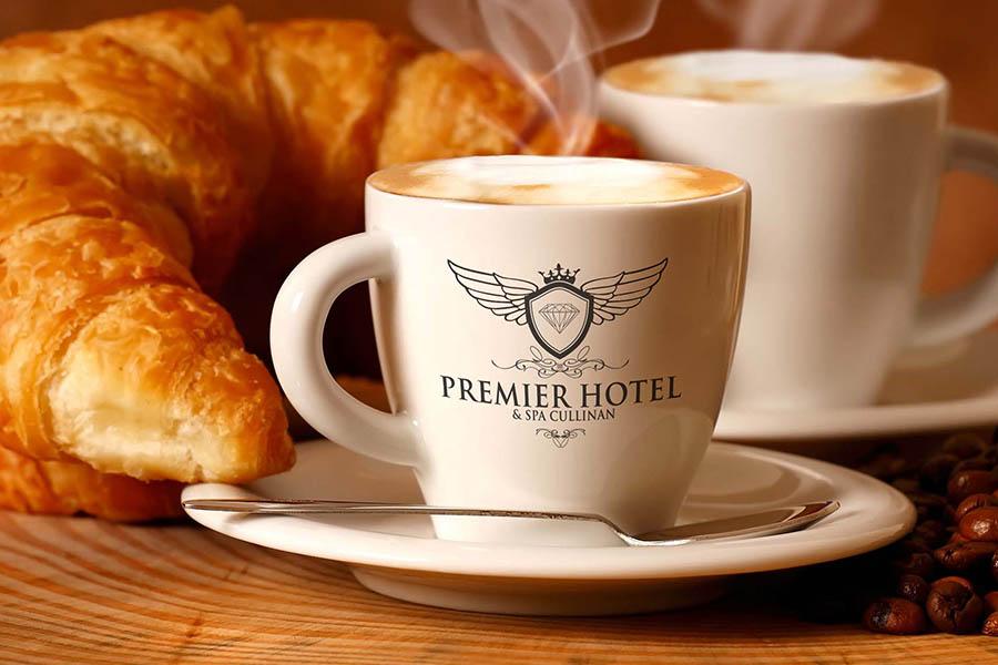Branding for Cullinan Premier Hotel