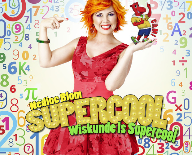 CD Cover Design Nedine Blom by WOW Studio