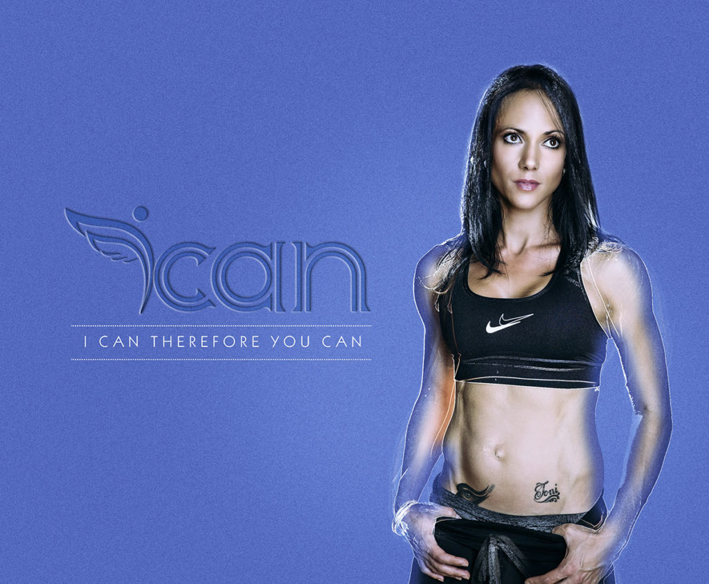 WOW Studio Creative Design Projects for Fitness Models