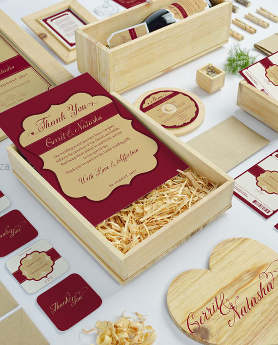 wedding stationery and passport invitation design by wow creative design studio 2