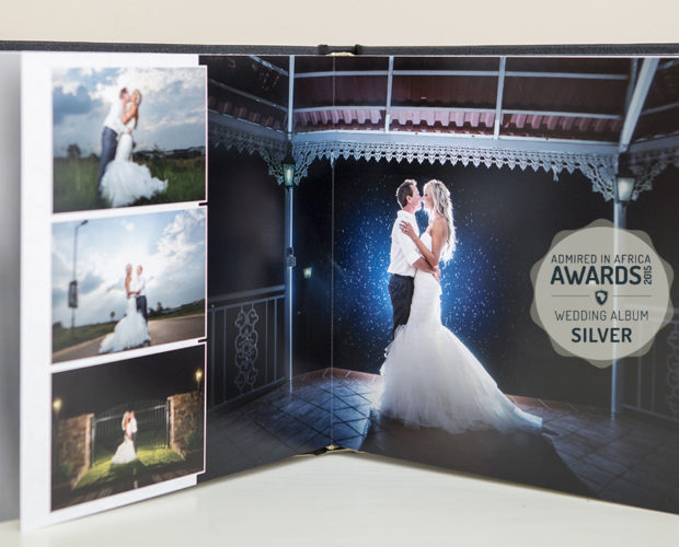 Award Winning Wedding Album Designs Darrell Fraser WOW Creative Design Studio