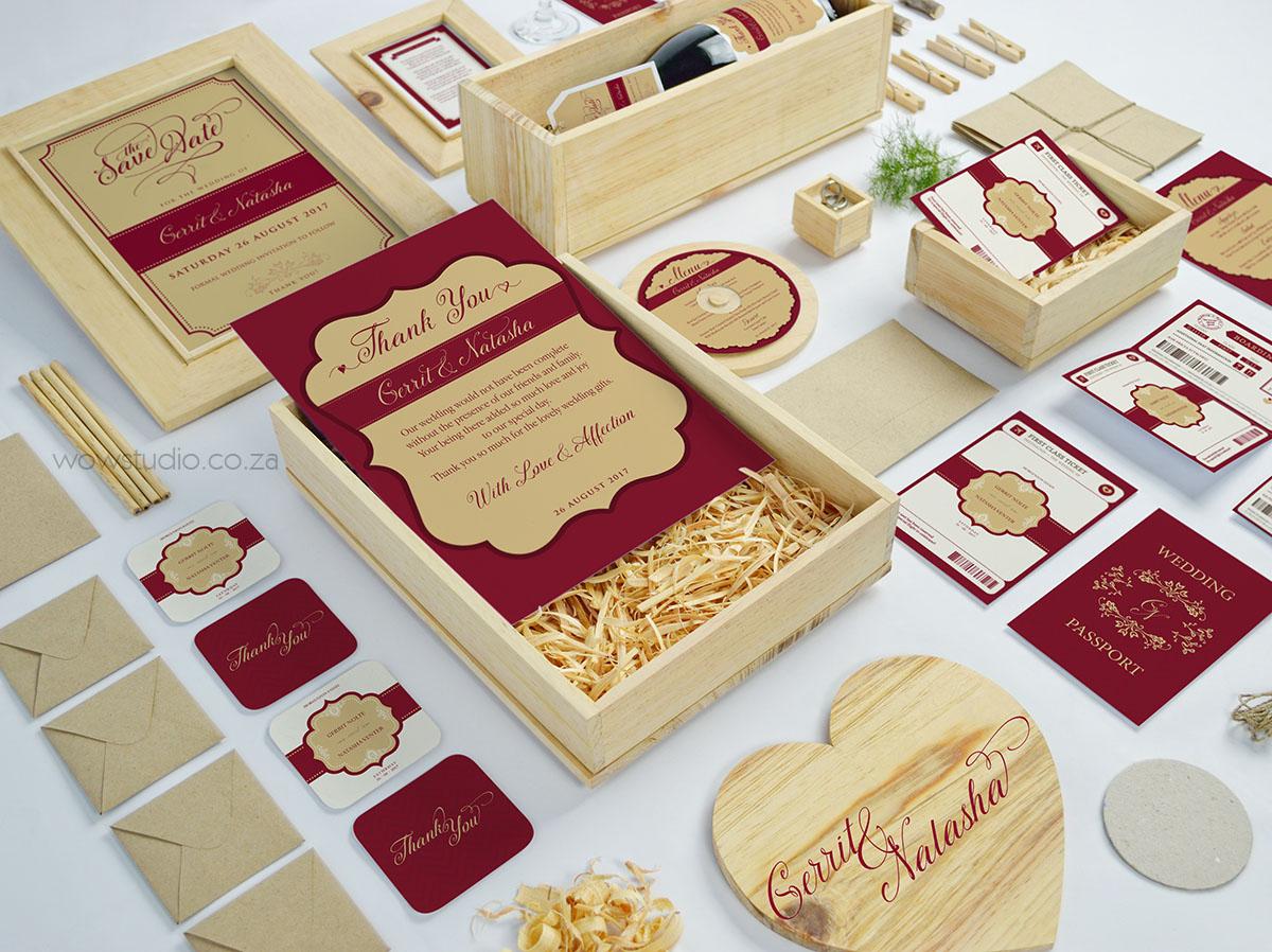 Wedding stationery and passport invitation design by wow creative wedding stationery and passport invitation design by wow creative design studio 2 stopboris Choice Image