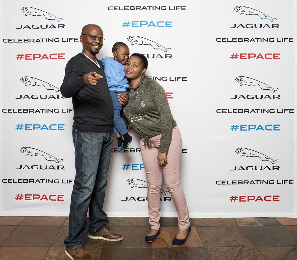 Darrell Fraser Corporate Event Photographer Jaguar EPace Launch