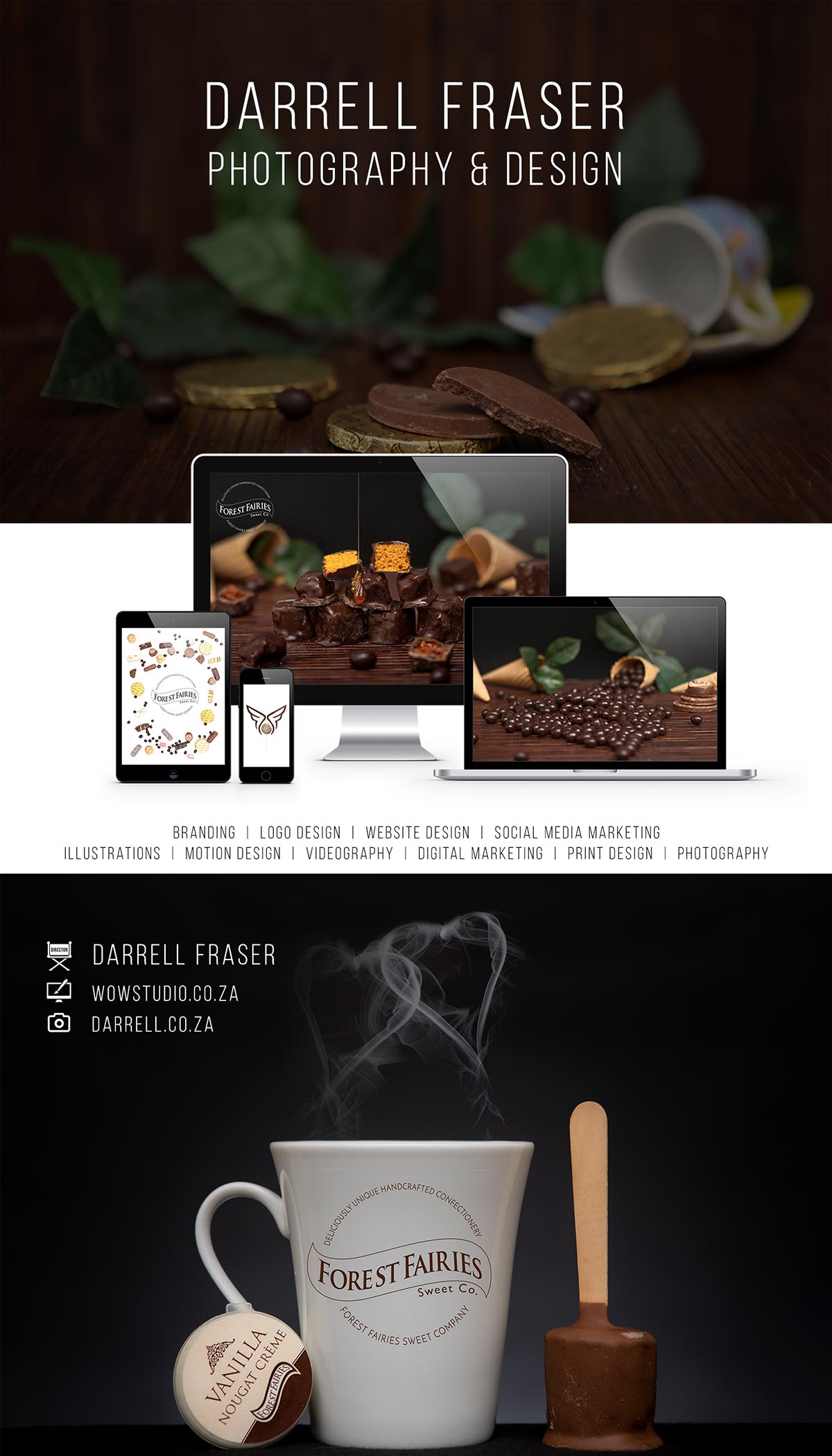 WOW Creative Design Studio Photography and Branding