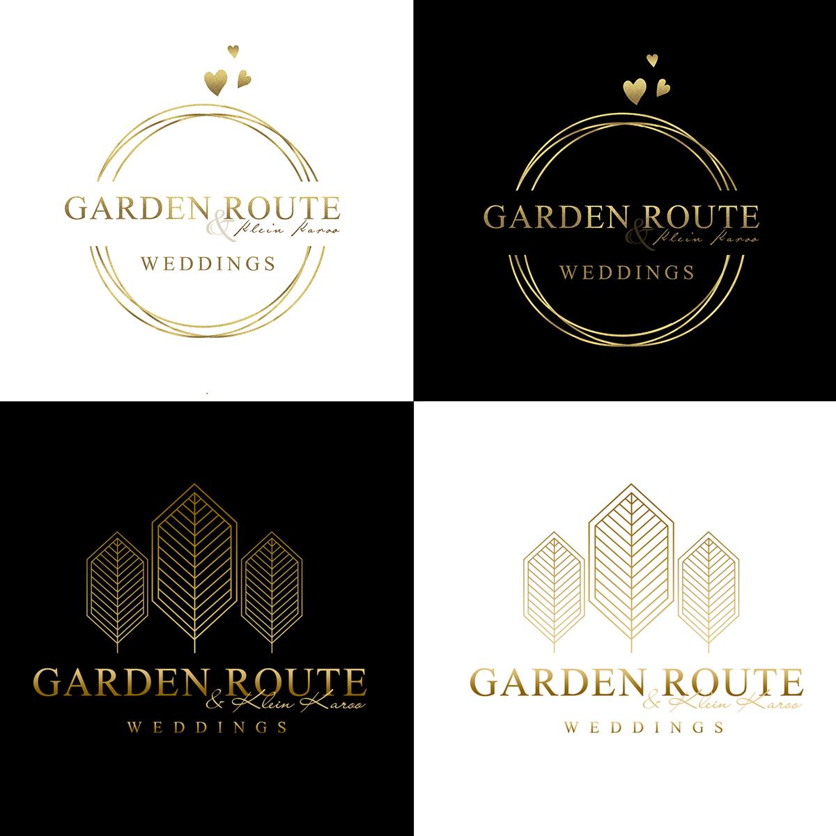 Garden Route and Klein Karoo Logo Designs by WOW Creative Design Studio