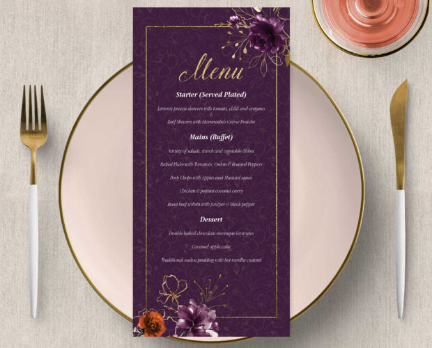 Wedding Stationery Designs by WOW Studio