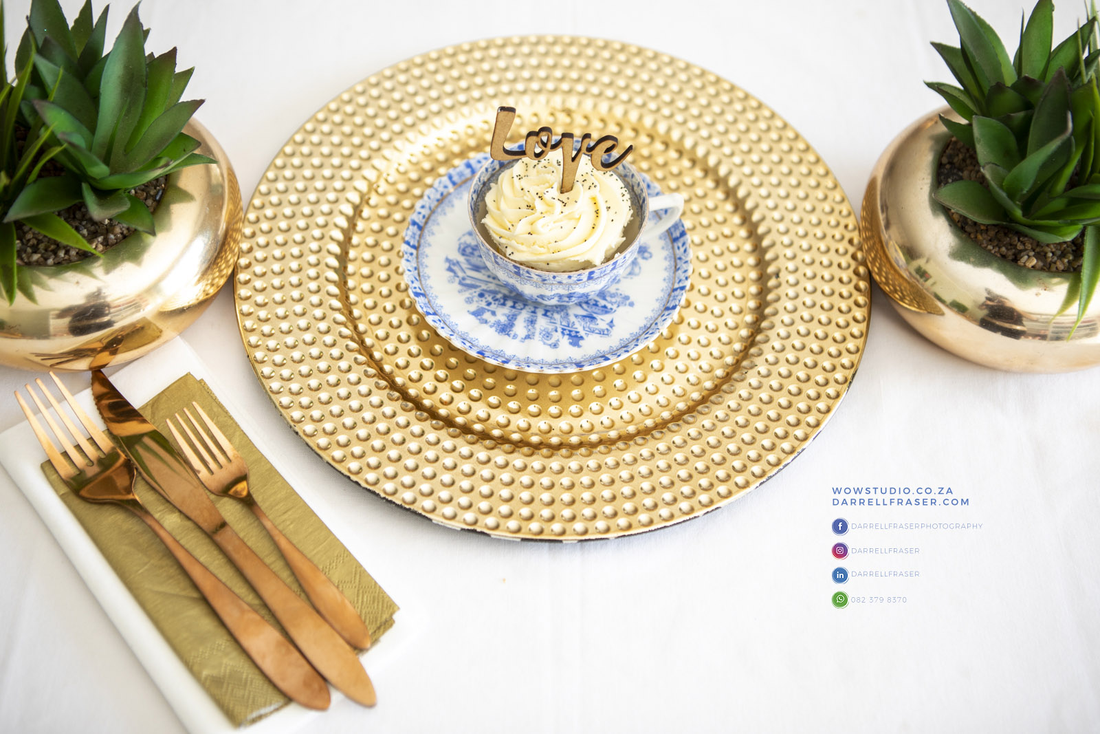 WOW Creative Design Studio Product and Food Photography and Content Creator Darrell Fraser