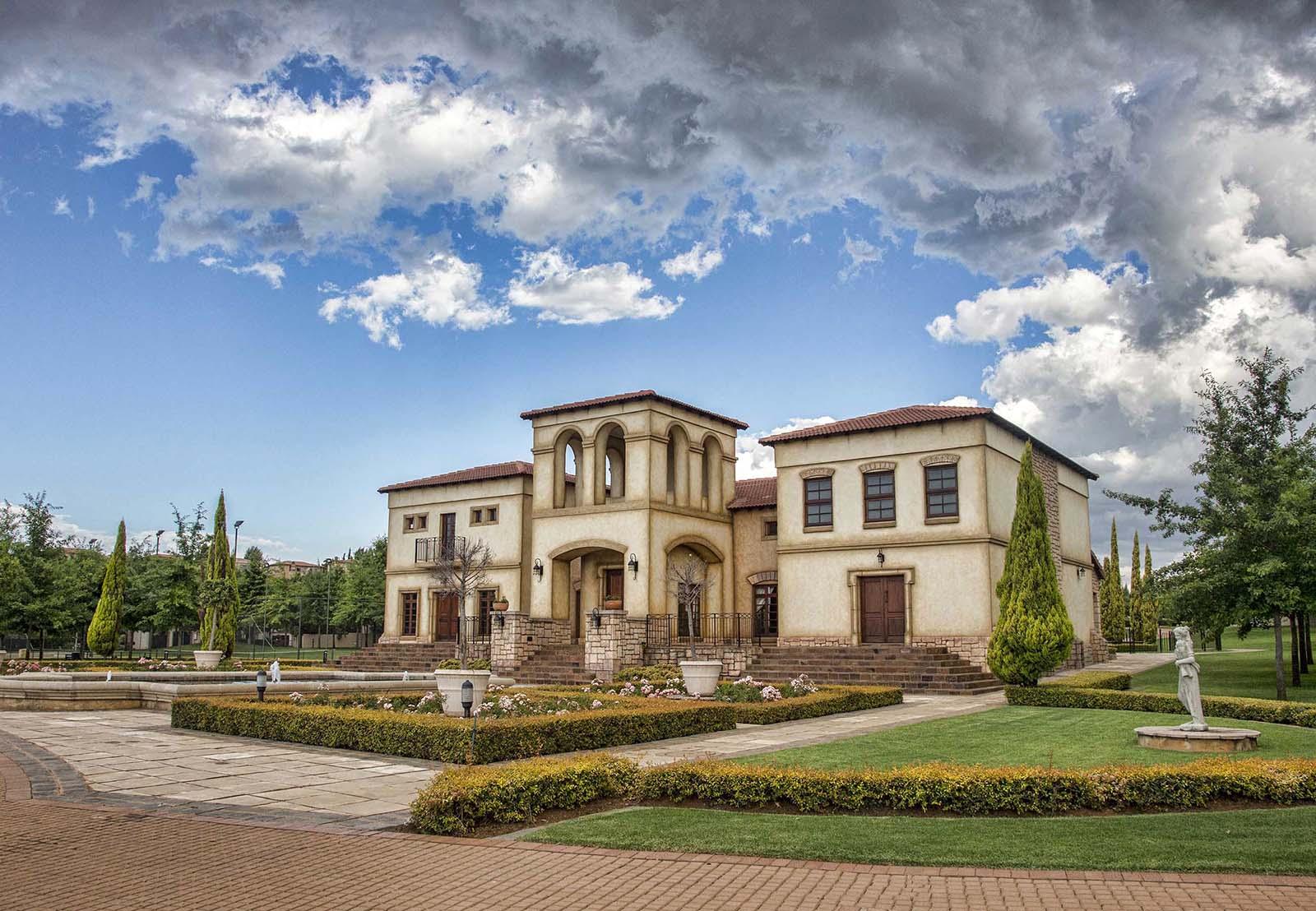 Darrell Fraser Architecture Photographer Pretoria Boardwalk Manor Estate