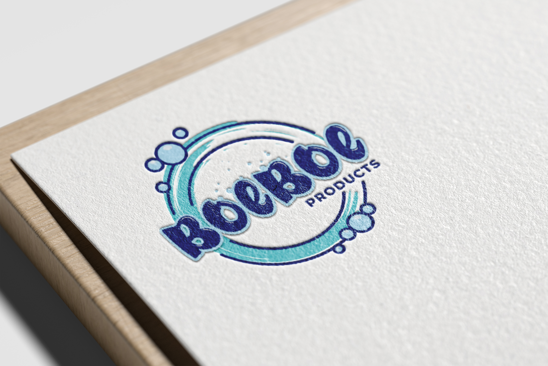 Boe Boe Bath Products Branding by WOW Creative Design Studio