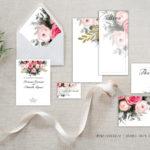 Wedding Stationery Designs by Darrell Fraser WOW Creative Design Studio