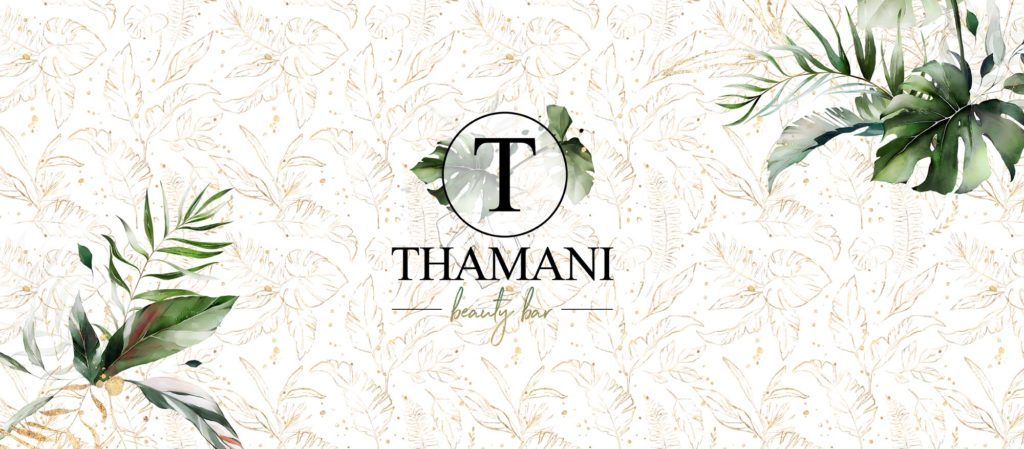 Thamani Beauty Bar Branding Design WOW Studio