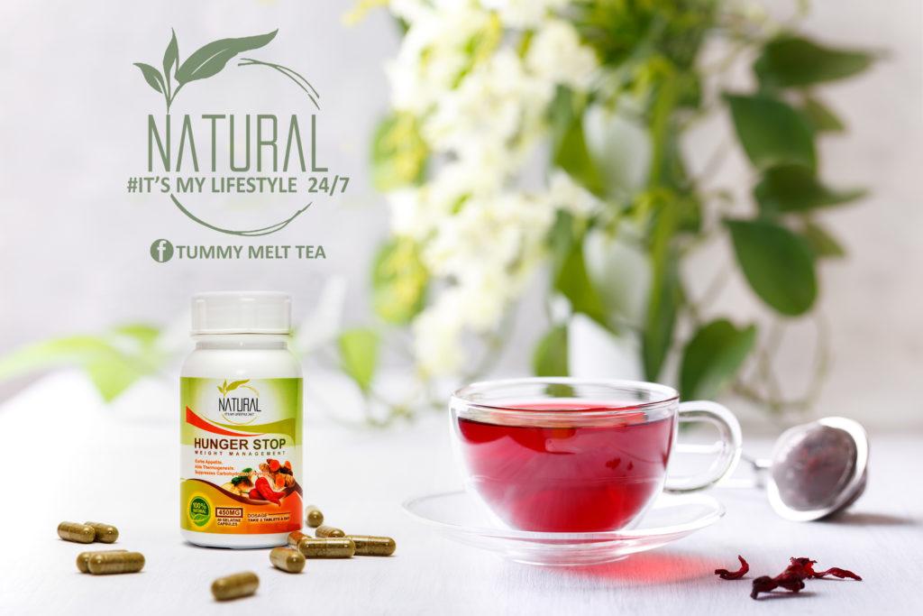 WOW Creative Design Studio Tummy Melt Tea